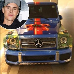 Justin Bieber, truck, Instagram