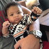 Serena Williams' Baby Alexis Olympia Is Teething and Both Mother and Child Are Suffering