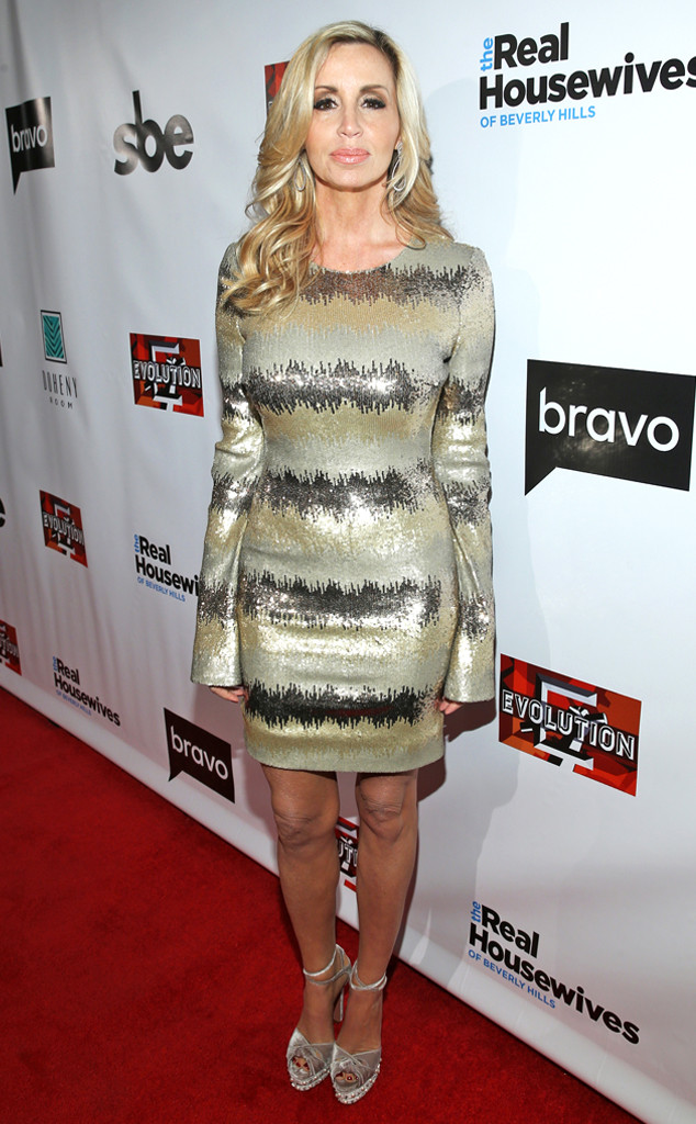 Camille Grammer, Real Housewives of Beverly Hills, Season 8 Premiere Party