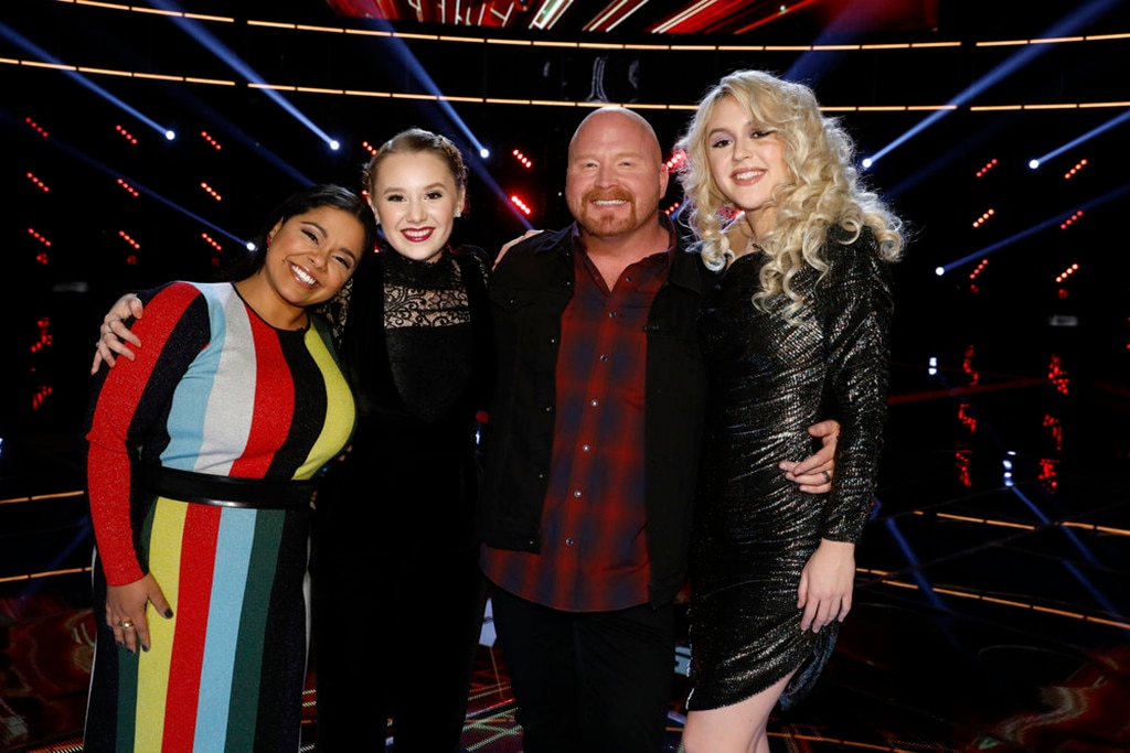 'The Voice' finale: Tennessee's Chloe Kohanski, Red Marlow give their last performances