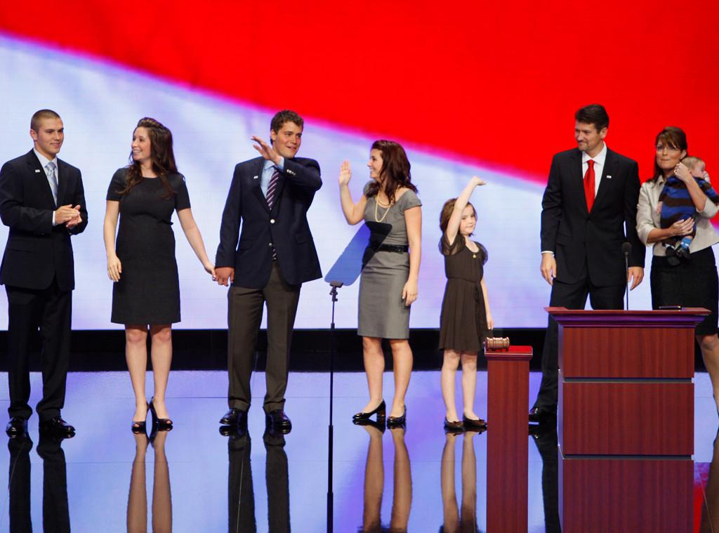 Sarah Palin's family, Track Palin