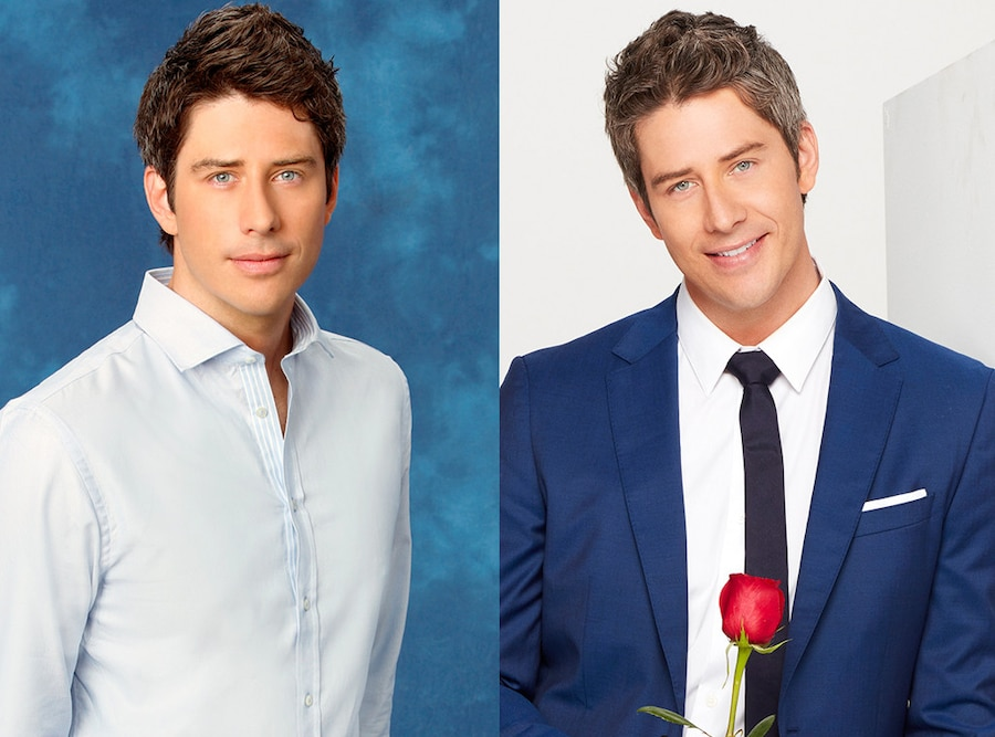 The Bachelor, Arie Luyendyk Jr., Cast