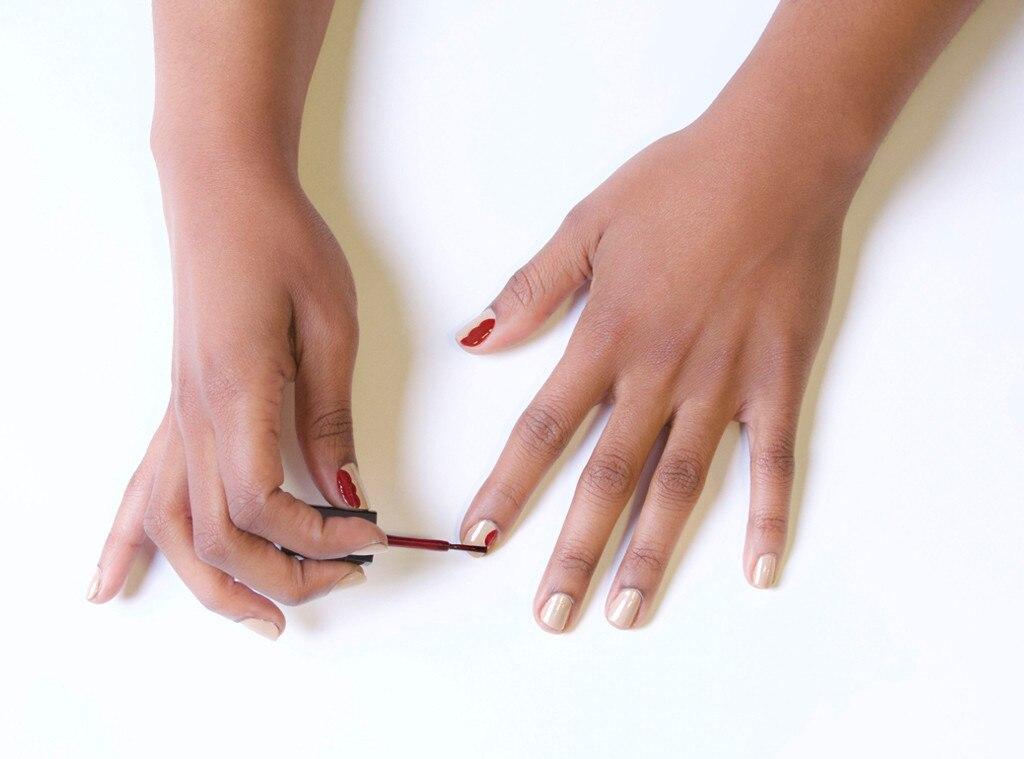 ESC: E!ssentials, Manicure, 5