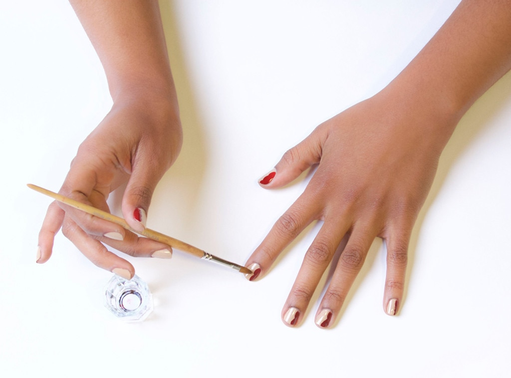 ESC: E!ssentials, Manicure, 6