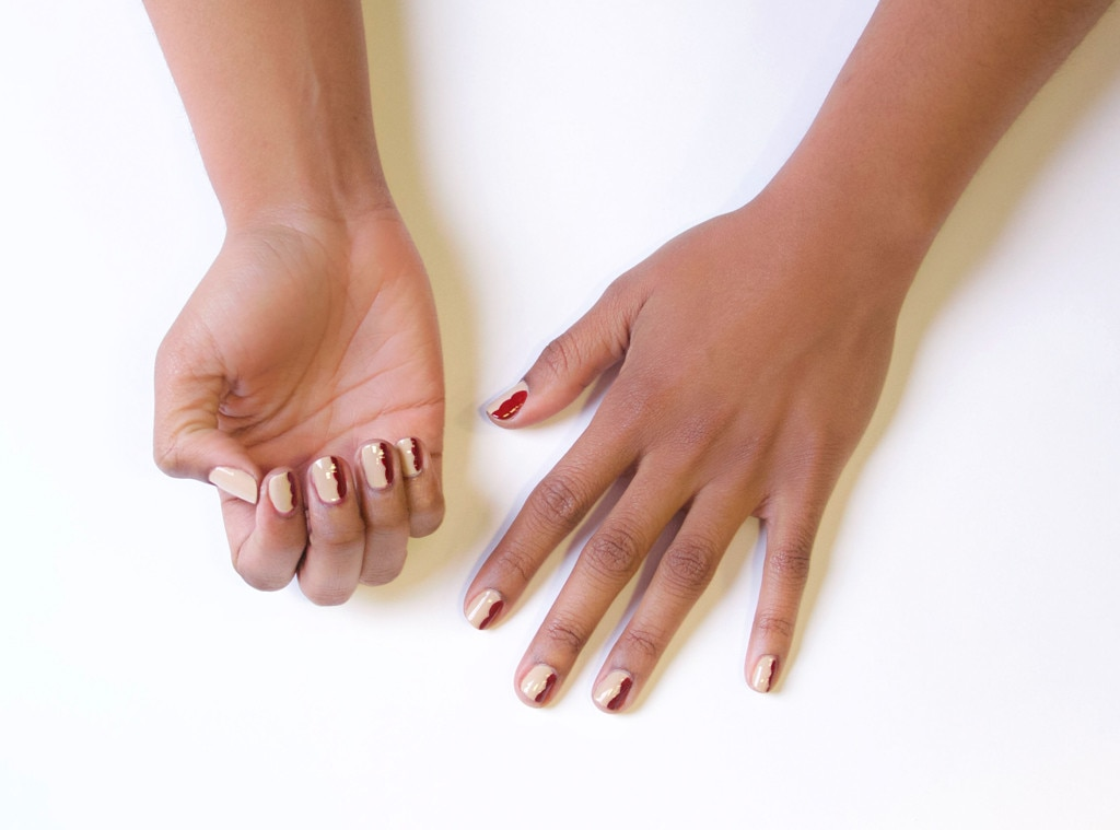 ESC: E!ssentials, Manicure, 8