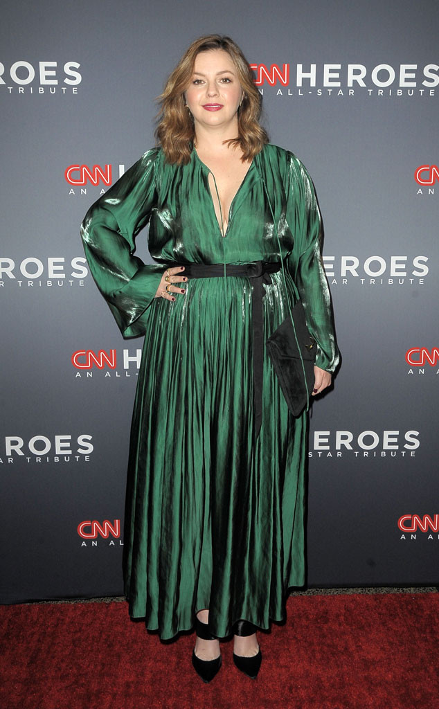 Amber Tamblyn, CNN Heroes 2017