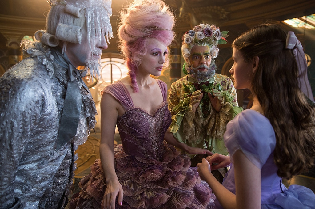 Watch the magical first trailer for The Nutcracker and the Four Realms