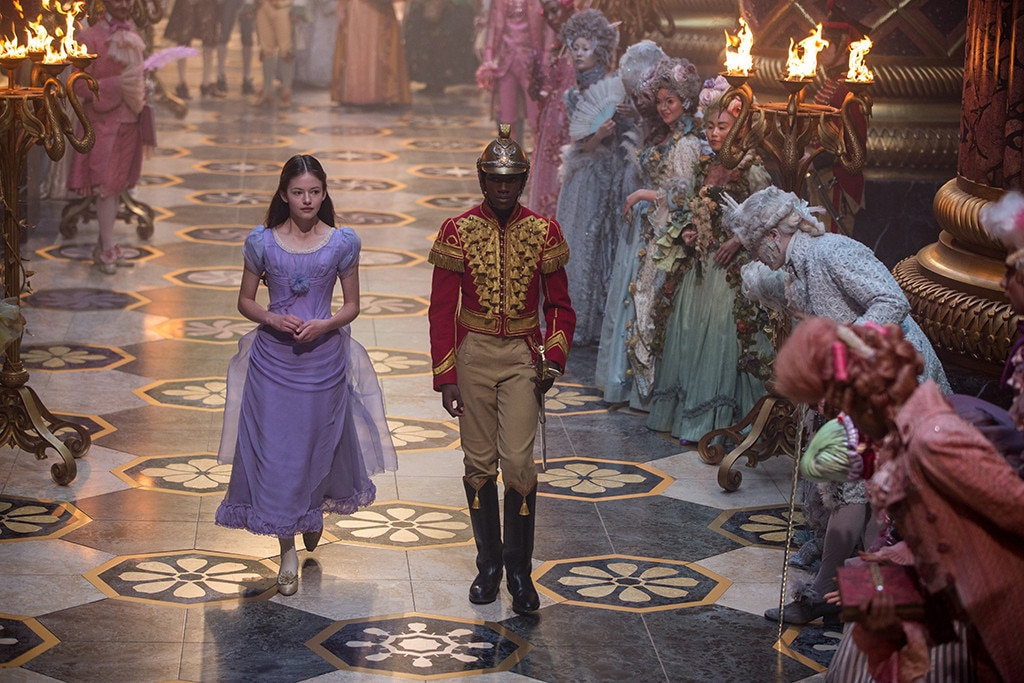 First Trailer For Disney's 'The Nutcracker and The Four Realms' Released