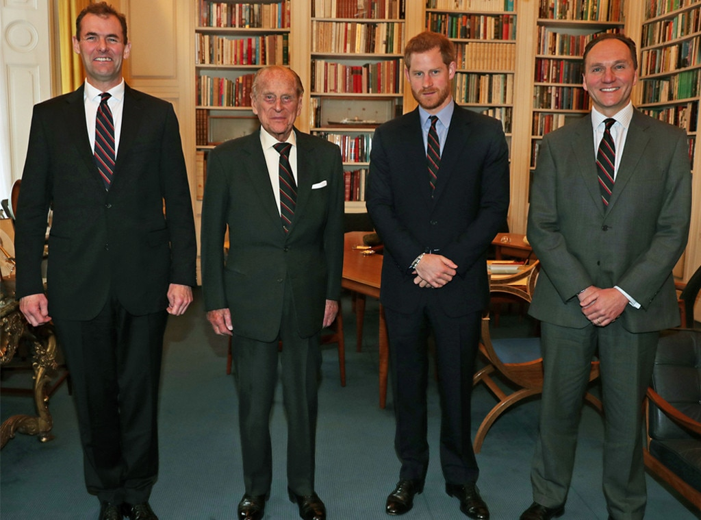 Prince Harry Prince Philip