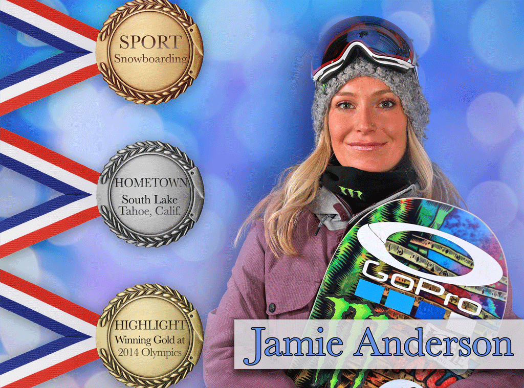 Why Team USA's Jamie Anderson Is the Snowboarder to Watch ...