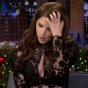 Anna Kendrick, The Tonight Show