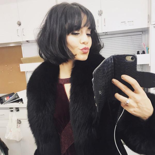 ESC: Vanessa Hudgens, Hair