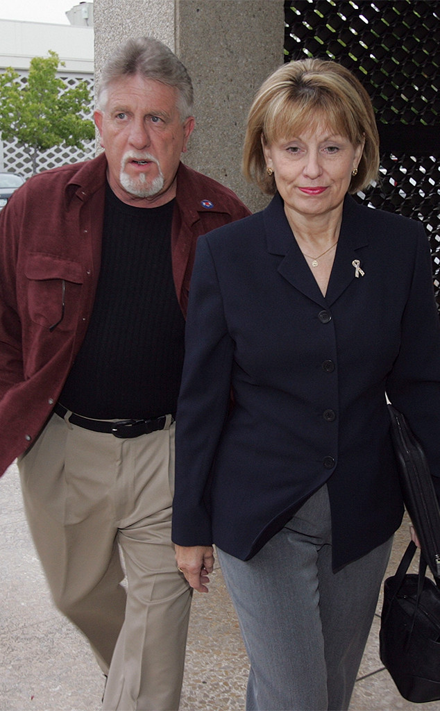 Ron Grantski, Sharon Rocha, Laci Peterson's mother