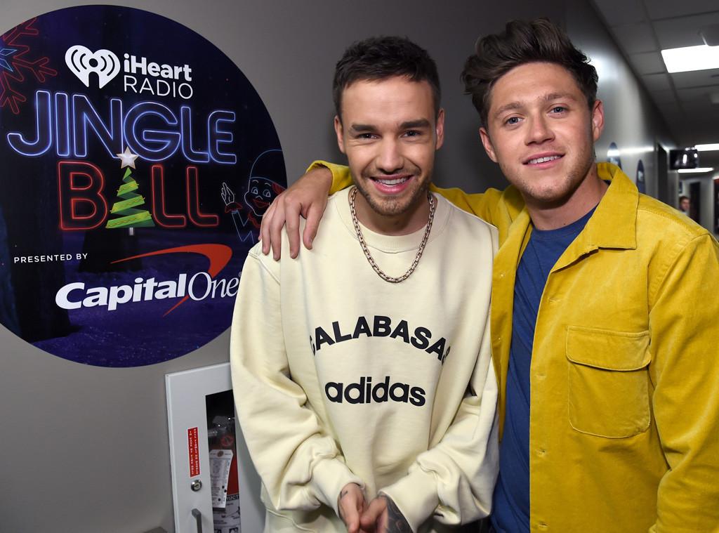 Liam Payne, Niall Horan, Inglewood Jingle Ball 2017