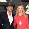 Tim McGraw, Faith Hill, 2017 Grammys, Couples