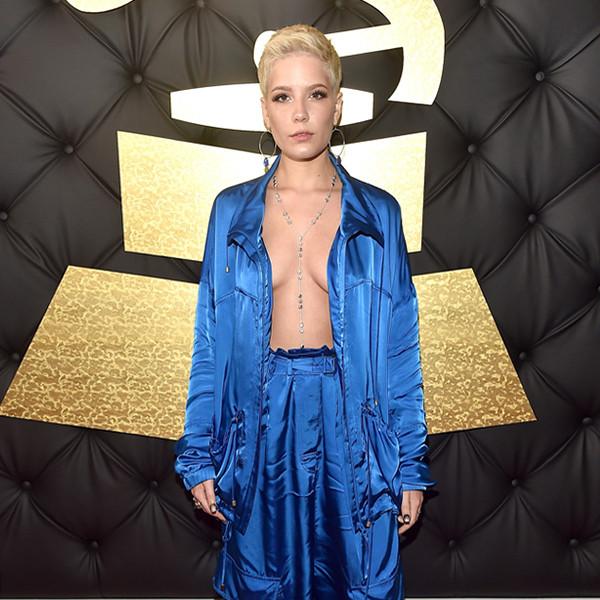 Halsey, Grammys 2017