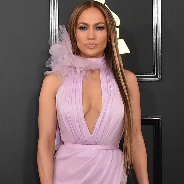 Jennifer Lopez Dishes on Drake During 2017 Grammys: He's ...  Jennifer Lopez