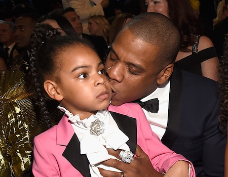 Prince Inspired Blue Ivy Carter's 2017 Grammy Awards ...