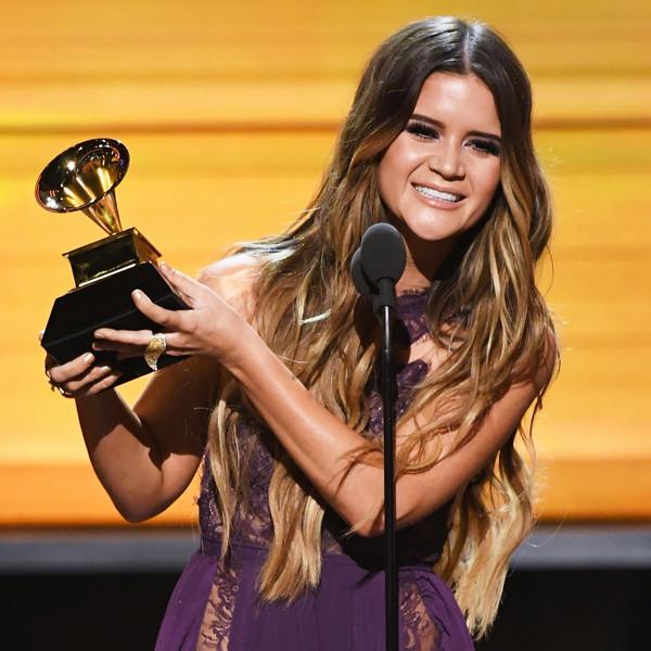 Maren Morris, 2017 Grammys, Winners