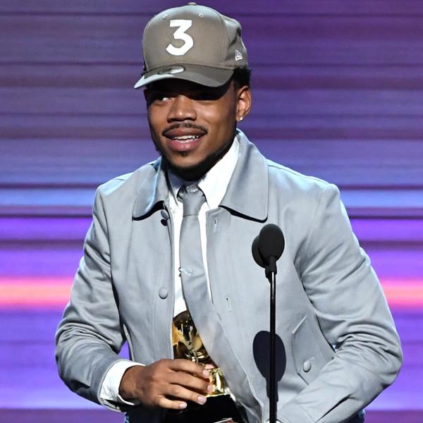 Chance the Rapper, 2017 Grammys, Winners