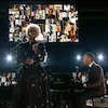 Cynthia Erivo, John Legend, Grammys 2017, In Memoriam