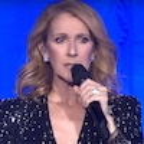 Celine Dion, Concert, Las Vegas, Shooting Victims Tribute