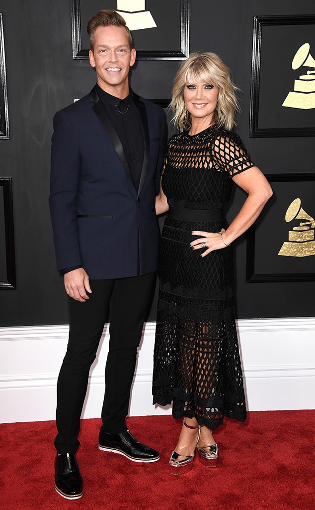 couples at the 2017 grammys photos