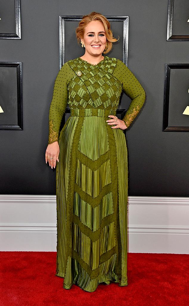 Adele, 2017 Grammy Awards