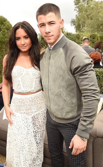 Nick Jonas, Demi Lovato