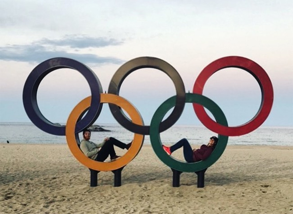 Summer Britcher, Jayson Terdiman, Team USA, Pre-Olympics 2018