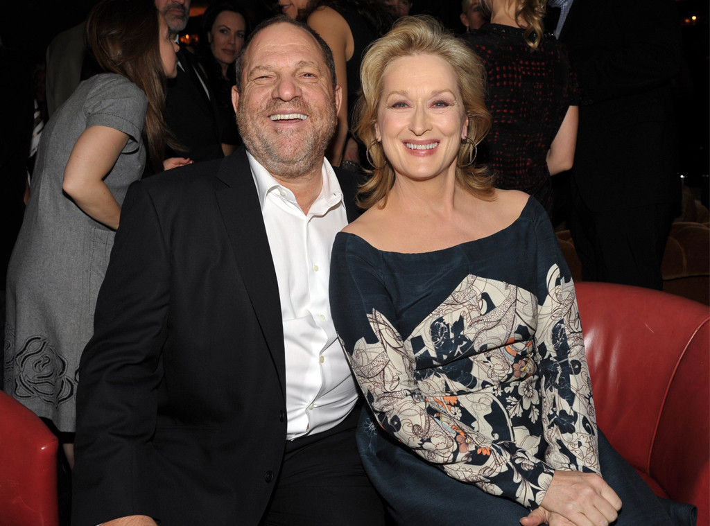 Harvey Weinstein, Meryl Streep