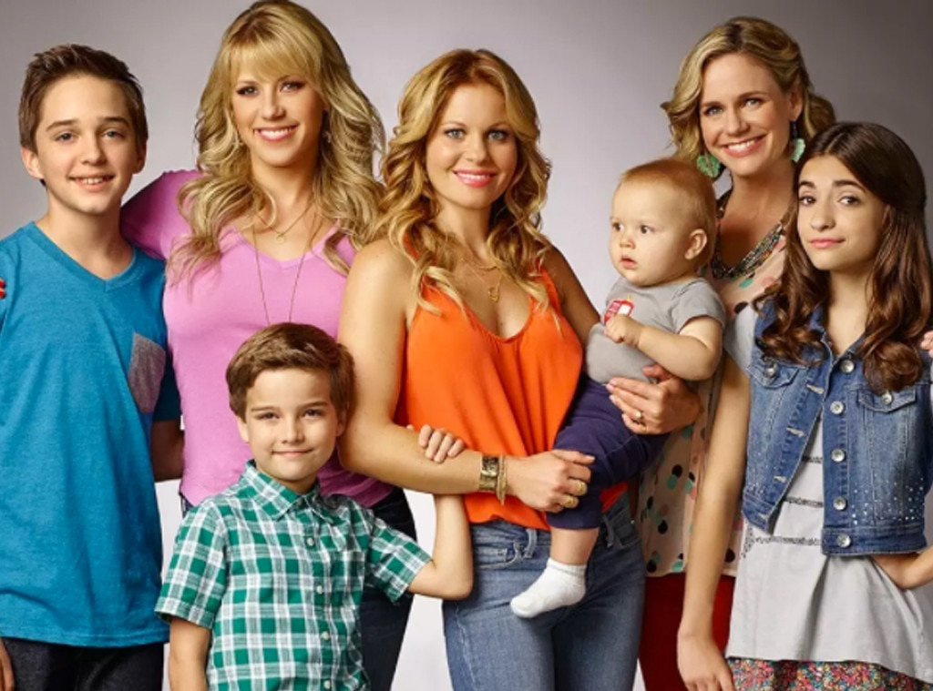 Fuller House' Just Got Renewed for a SecondSeason