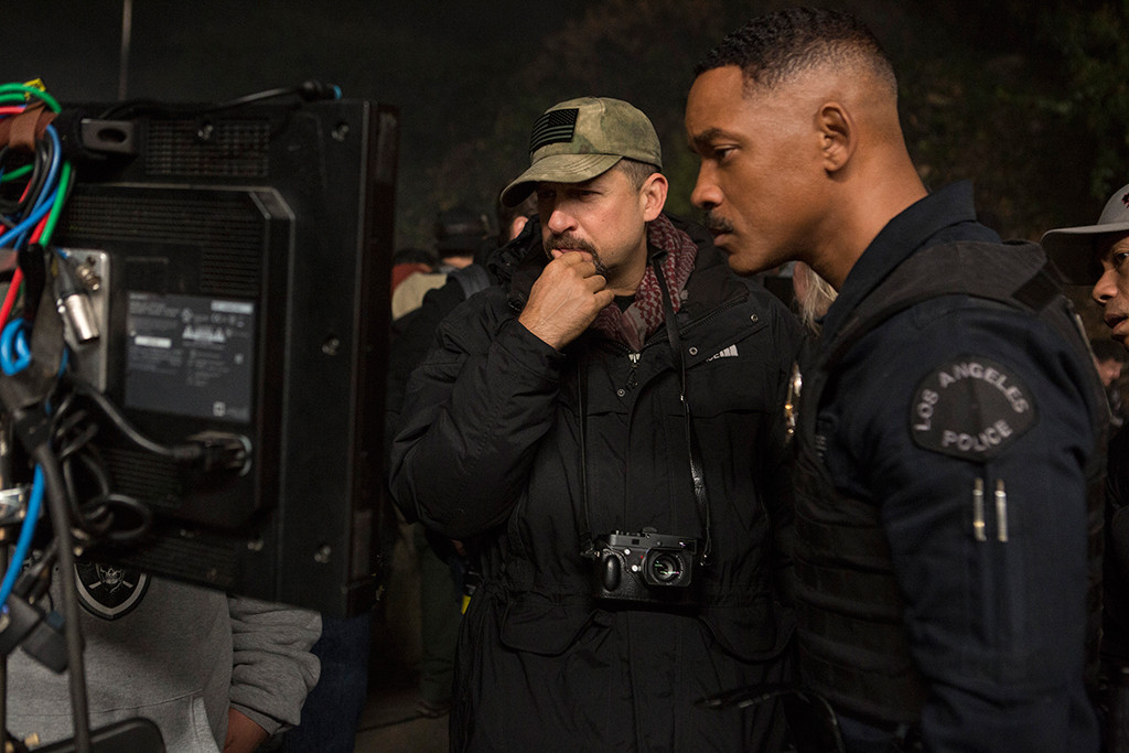 David Ayer, Will Smith, Bright