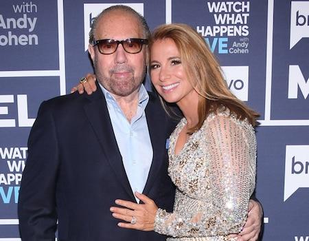 Jill Zarin's Husband Bobby Zarin Dead at 71 After Cancer Battle