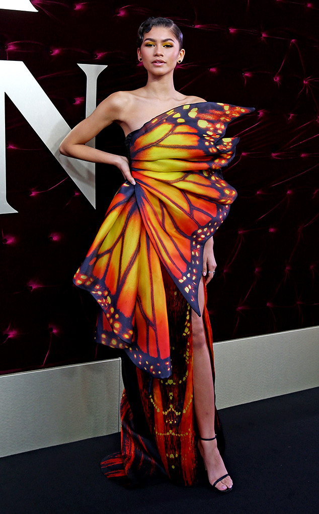 Zendaya Is The Greatest Show Woman Amp More Best Dressed