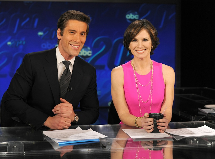 David Muir, Elizabeth Vargas, ABC News, 20/20