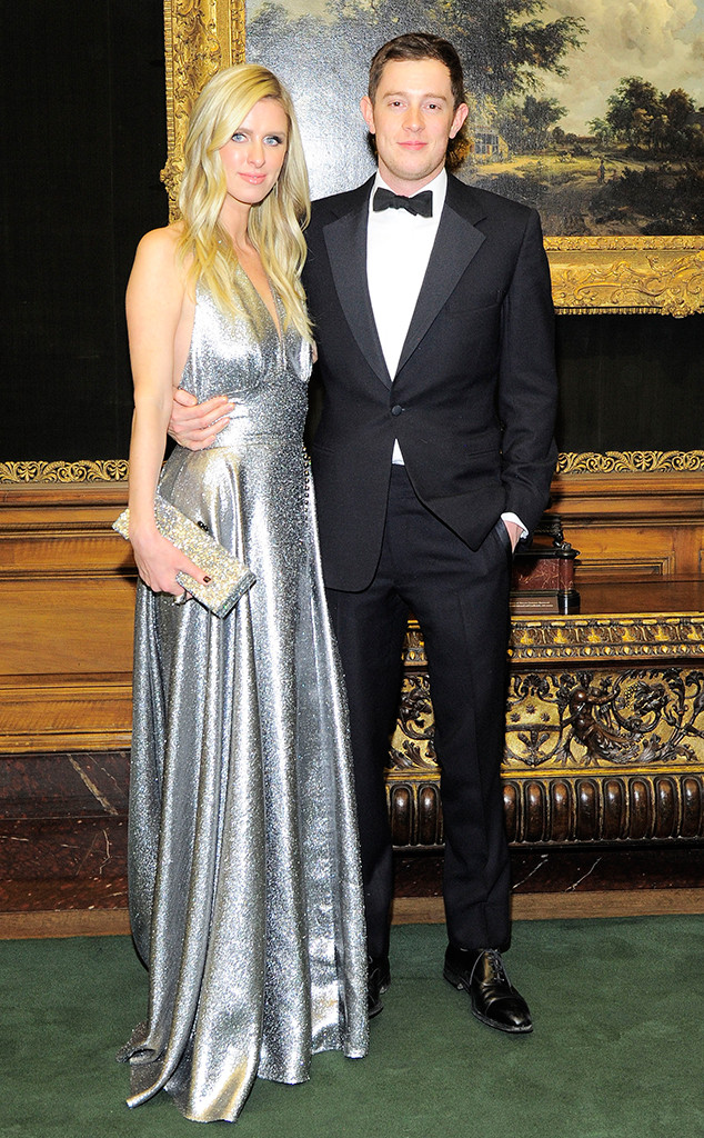 Nicky Hilton Rothschild, James Rothschild