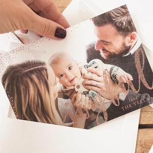 Lauren Conrad, William Tell, Baby, Son, Liam, Christmas Card, 2017