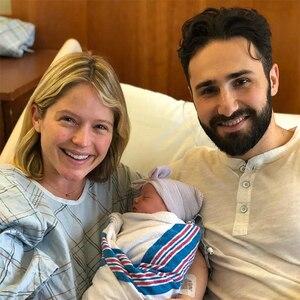 Sara Haines, Husband, Max Shifrin, Baby, Daughter, Sandra Grace Shifrin