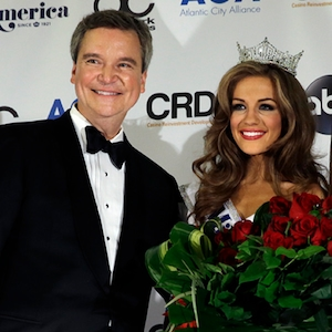 Sam Haskell, Miss Universe