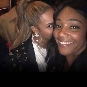 Tiffany Haddish, Beyonce, Instagram