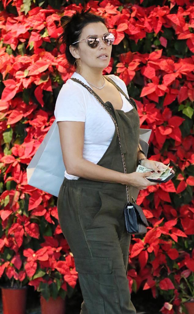 Eva Longoria, baby bump
