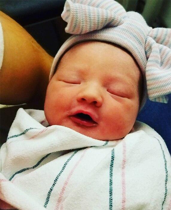 Nathan Kress, iCarly, Baby, Girl, Daughter, Rosie