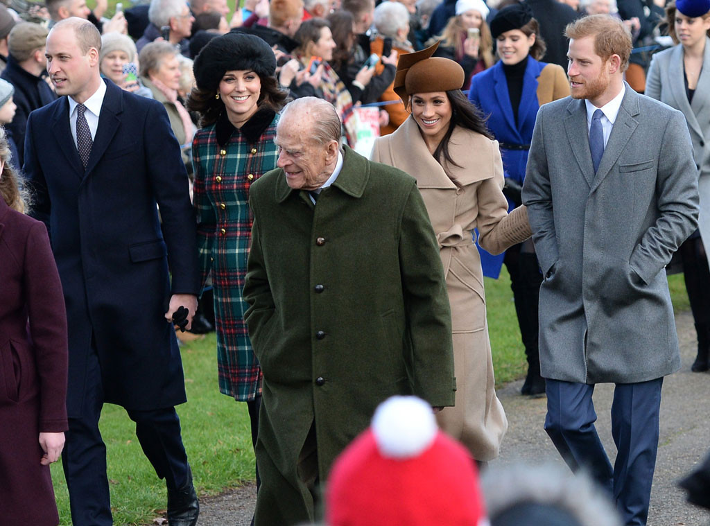 Kate Middleton, Prince William, Meghan Markle, Prince Harry, Christmas