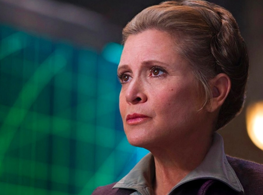 Mark Hamill leads tributes to Carrie Fisher on anniversary of her death