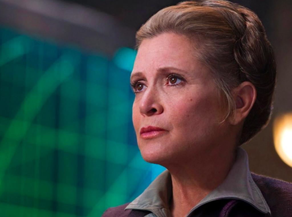 Carrie Fisher, Star Wars: The Last Jedi, The Last Jedi, Star Wars, Princess Lea