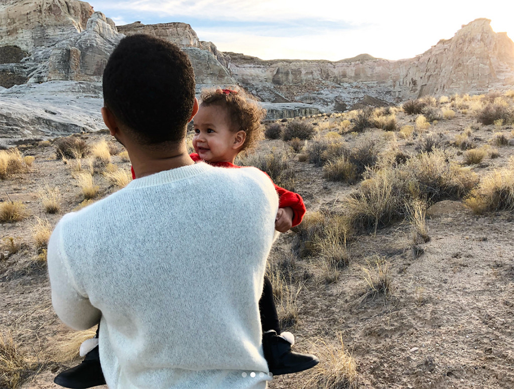 John Legend, Luna Stephens