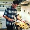 Tom Brady Breaks His Diet (Again!) With Grandma's Biscuits