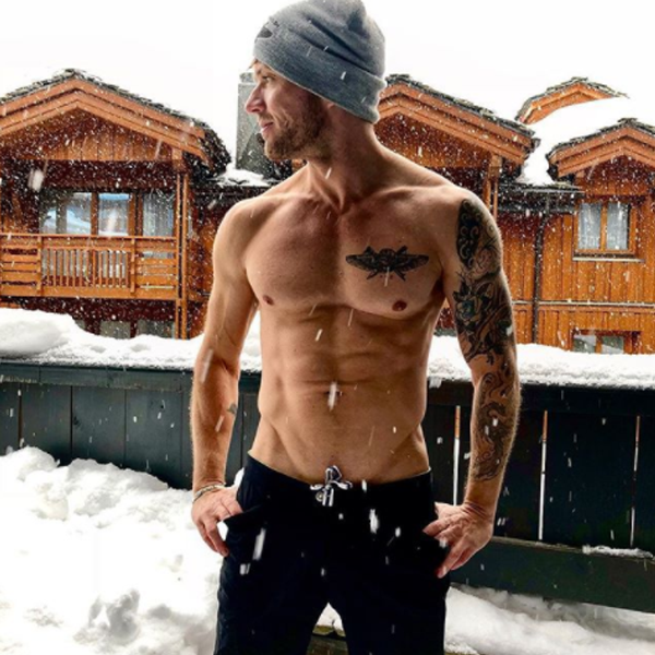 Ryan Phillippe, Shirtless