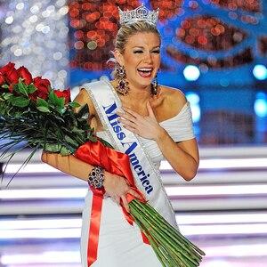 Mallory Hagan, Miss America 2013